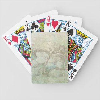 Easter Egg Basket Bicycle Playing Cards