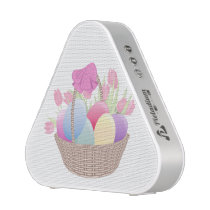 Easter Egg Basket Speaker
