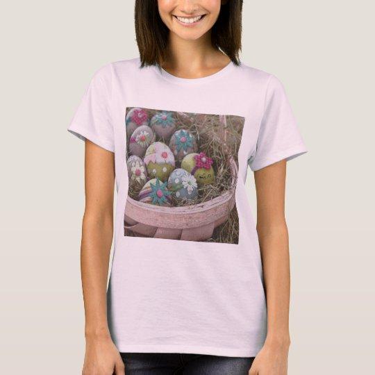 easter egg basket T-Shirt