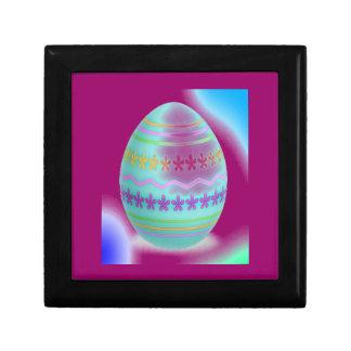 Easter Egg Blues Gift Box