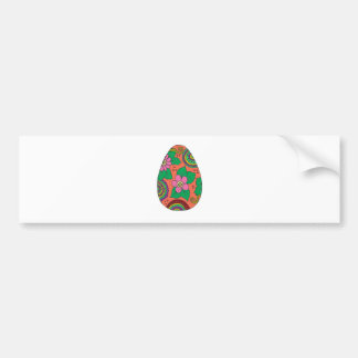 Easter Egg Bumper Sticker