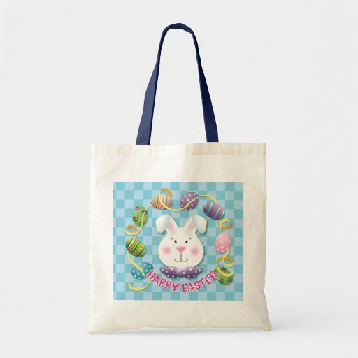 Easter Egg Bunny Bags