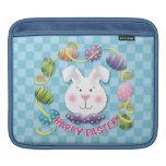 Easter Egg Bunny iPad Sleeve