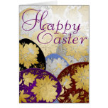 Easter Egg Card 19 - Russian Folk Art