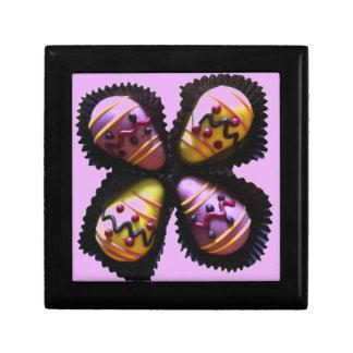 Easter Egg Chocolates Jewelry Box