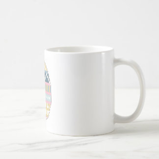 Easter egg coffee mug