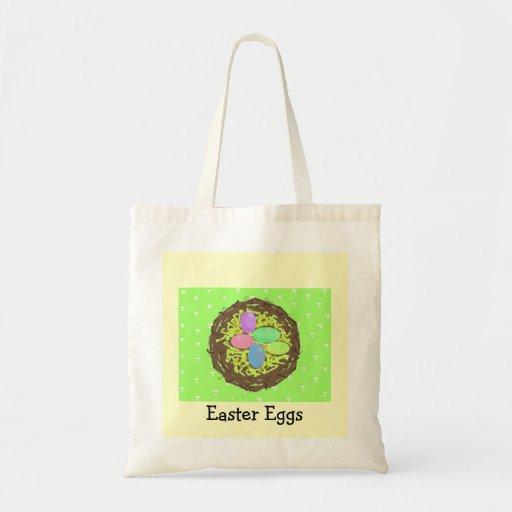 Easter Egg Collector Bag