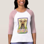Easter Egg Cookies - Airedale Tshirt