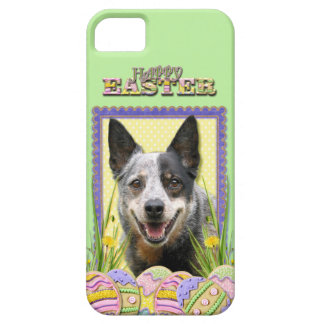 Easter Egg Cookies - Australian Cattle Dog iPhone SE/5/5s Case
