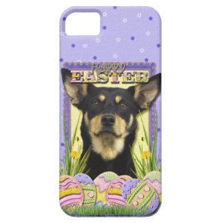 Easter Egg Cookies - Australian Kelpie iPhone SE/5/5s Case
