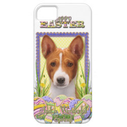 Case-Mate Vibe iPhone 5 Case with Basenji Phone Cases design