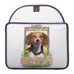 Easter Egg Cookies Beagle Sleeves For MacBook Pro