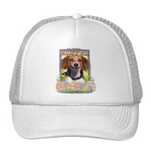 Easter Egg Cookies - Beagle Trucker Hat