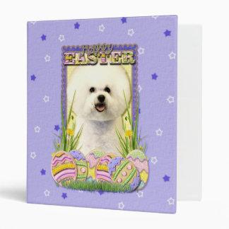 Easter Egg Cookies - Bichon Frise Binders