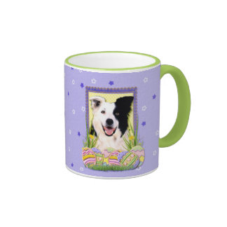 Easter Egg Cookies - Border Collie Mugs