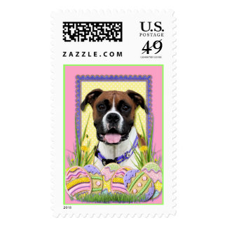Easter Egg Cookies - Boxer Stamps