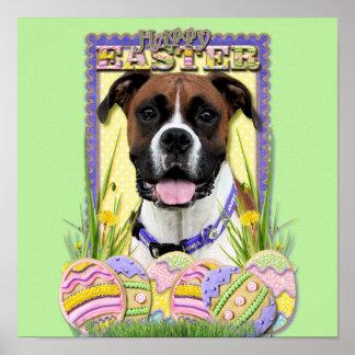 Easter Egg Cookies - Boxer Print