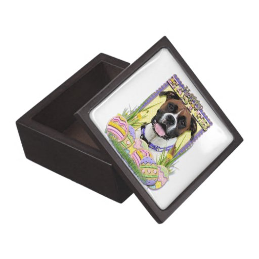 Easter Egg Cookies - Boxer Premium Keepsake Box