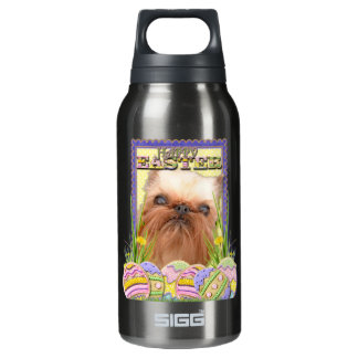 Easter Egg Cookies - Brussels Griffon Insulated Water Bottle