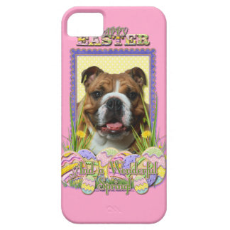 Easter Egg Cookies - Bulldog iPhone SE/5/5s Case