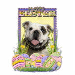 Easter Egg Cookies - Bulldog Photo Cutouts