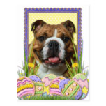 Easter Egg Cookies - Bulldog Post Cards