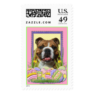 Easter Egg Cookies - Bulldog Stamps