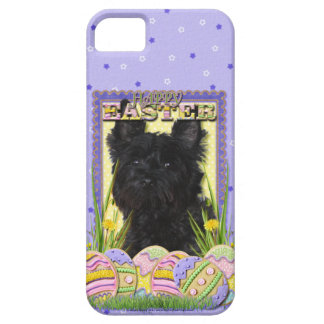 Easter Egg Cookies - Cairn Terrier iPhone SE/5/5s Case