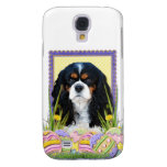 Easter Egg Cookies - Cavalier - Tri-color Galaxy S4 Case