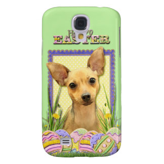 Easter Egg Cookies - Chihuahua - Daisy Galaxy S4 Cover
