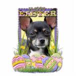 Easter Egg Cookies - Chihuahua Photo Cutouts