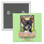 Easter Egg Cookies - Chihuahua Pin