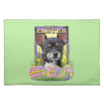 Easter Egg Cookies - Chihuahua Place Mats