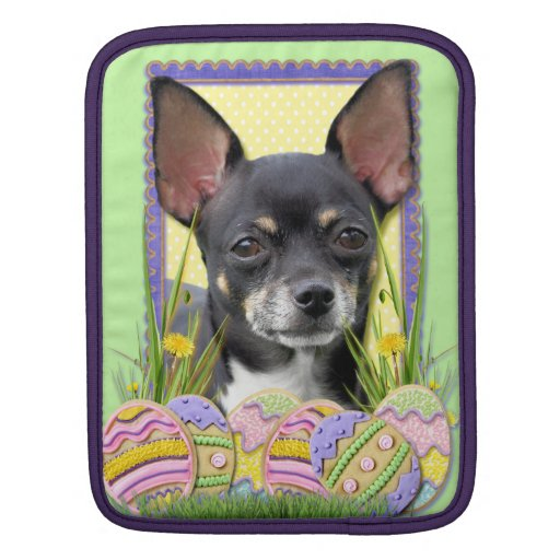 Easter Egg Cookies - Chihuahua Sleeves For iPads