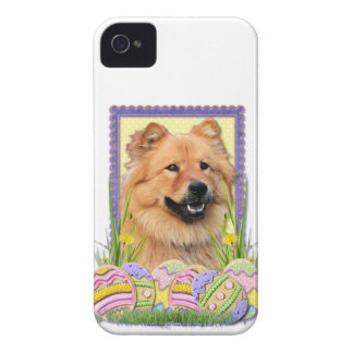 Easter Egg Cookies - Chow Chow Case-Mate iPhone 4 Case