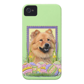 Easter Egg Cookies - Chow Chow iPhone 4 Case