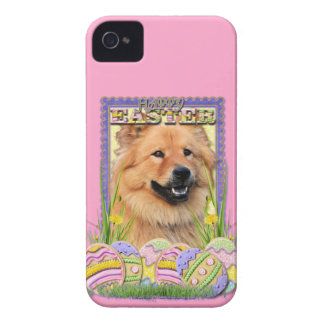 Easter Egg Cookies - Chow Chow iPhone 4 Cover
