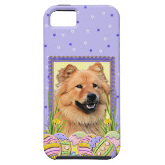 Easter Egg Cookies - Chow Chow iPhone SE/5/5s Case