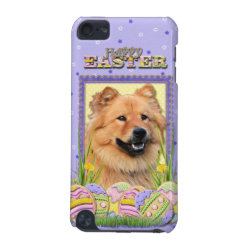 Case-Mate Barely There 5th Generation iPod Touch Case with Chow Chow Phone Cases design