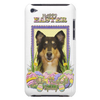 Easter Egg Cookies - Collie Barely There iPod Cover
