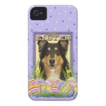 Easter Egg Cookies - Collie iPhone 4 Case-Mate Case