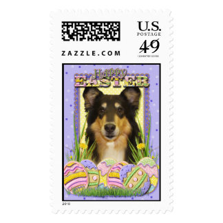 Easter Egg Cookies - Collie Postage