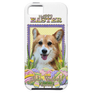 Easter Egg Cookies - Corgi iPhone SE/5/5s Case