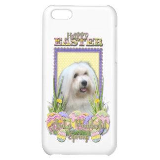 Easter Egg Cookies - Coton de Tulear iPhone 5C Case