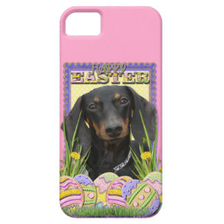 Easter Egg Cookies - Dachshund iPhone SE/5/5s Case