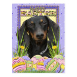Easter Egg Cookies - Dachshund Post Cards