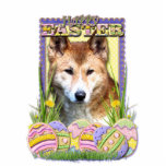 Easter Egg Cookies - Dingo Acrylic Cut Out