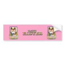 Easter Egg Cookies - Dingo Bumper Sticker