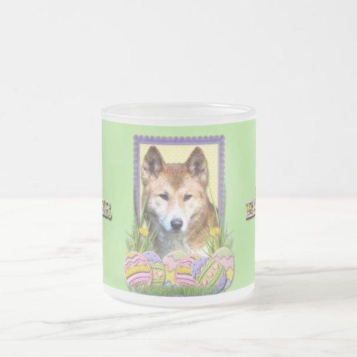 Easter Egg Cookies - Dingo Coffee Mug