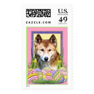 Easter Egg Cookies - Dingo Postage Stamp